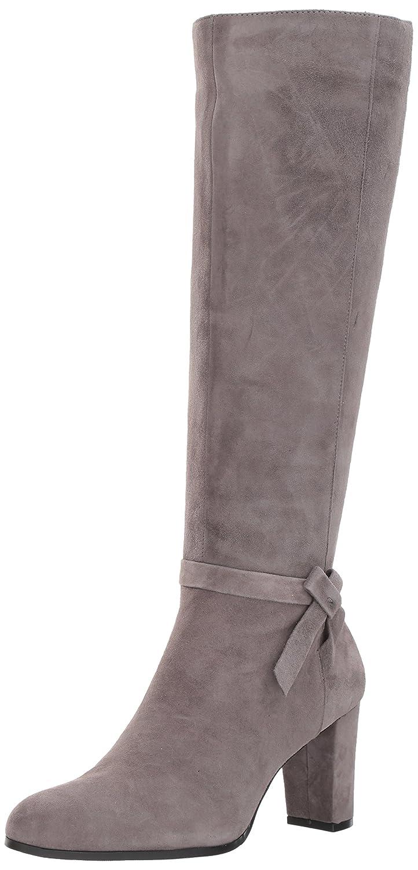 Bandolino Women's Bellow Fashion Boot B06Y1BDKXL 5.5 B(M) US|Steel