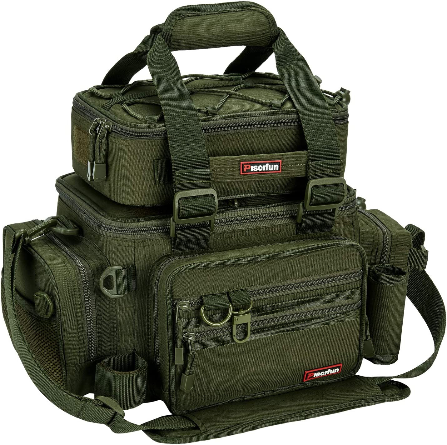 Piscifun Outdoor Fishing Tackle Box Bag
