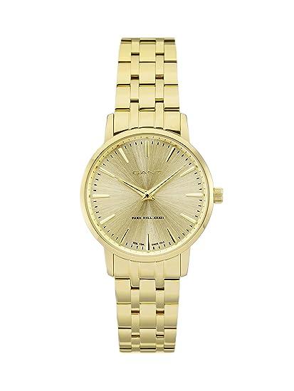 Gant Reloj Análogo clásico para Mujer de Cuarzo con Correa en Acero Inoxidable W11405