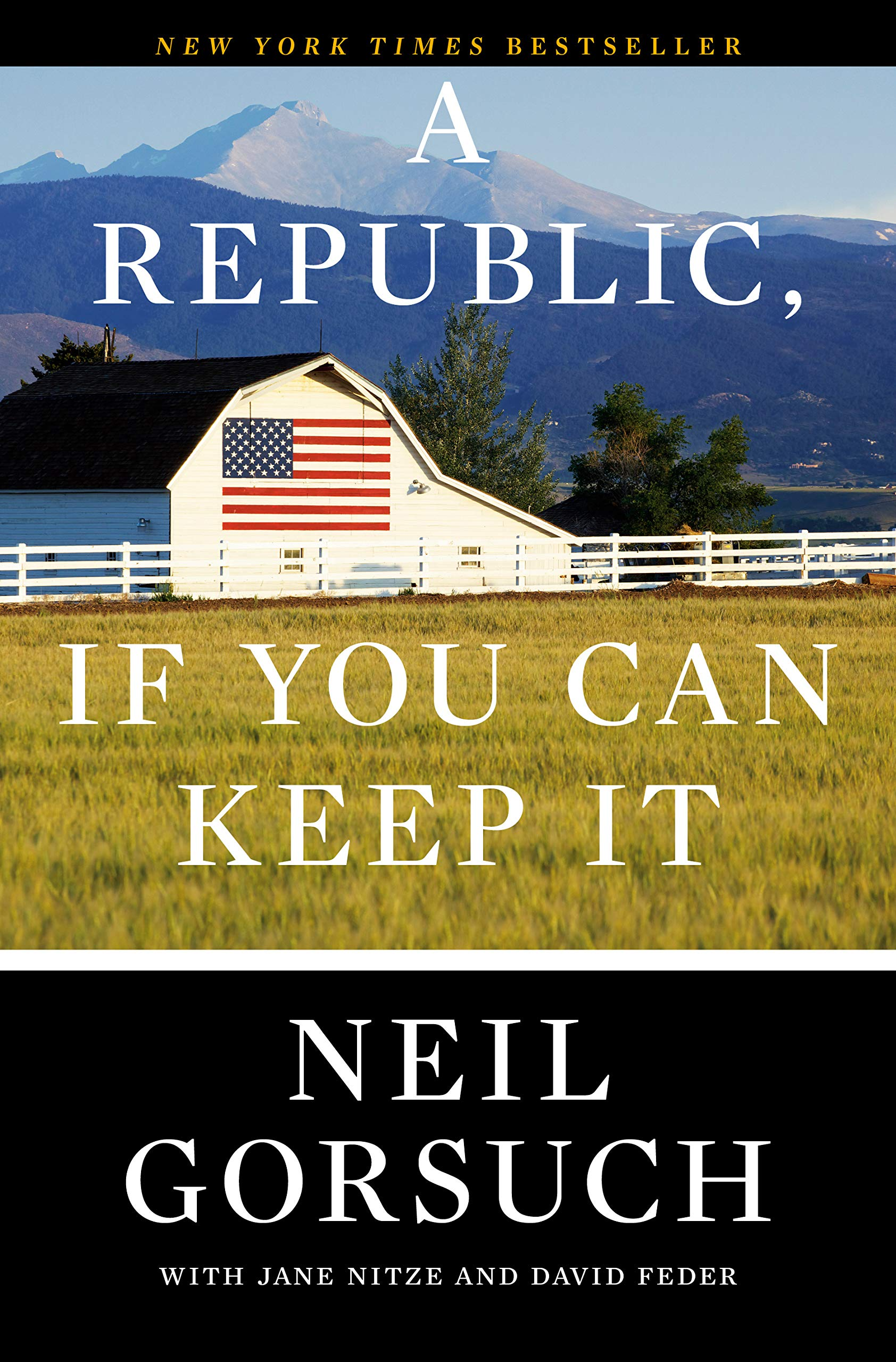 A Republic, If You Can Keep It by Crown Forum
