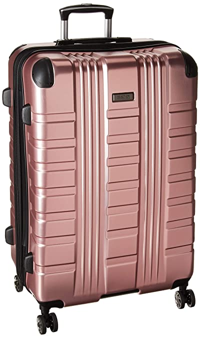 Kenneth Cole Reaction Scott's Corner Hardside Expandable 8-Wheel Spinner TSA Lock Travel Suitcase