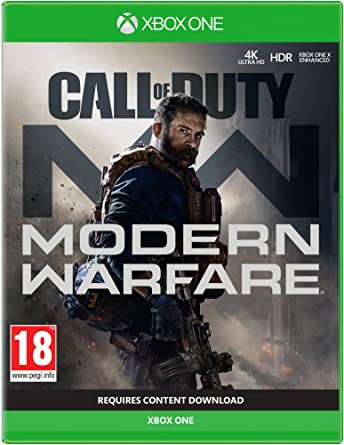 Call of Duty: Modern Warfare - Xbox One (Exclusive to Amazon.co.uk ...