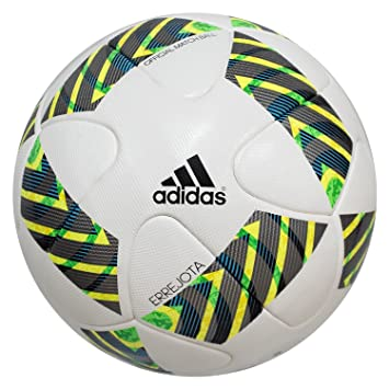Adidas Performance FIFA OFFICIAL MATCH BALL Weiss Grun Grau Unisex Spielball Fussball Neu