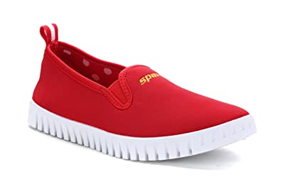 120d2d0e0ccf Sparx Women's Canvas Sneakers: Buy Online at Low Prices in India ...