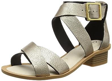 6d08946481e0e Clarks Women s Sandcastle Ray Sandals  Amazon.co.uk  Shoes   Bags