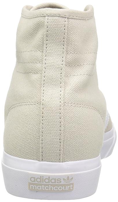 detailed pictures cac99 2181a Amazon.com  adidas Originals Mens Matchcourt High Rx Running Shoe   Skateboarding