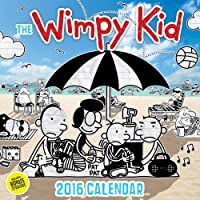 The Wimpy Kid 2016 Calendar