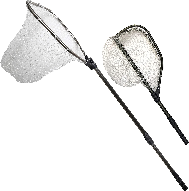 Leichte Aluminiumlegierung Dreieck Hoop Rahmenkopf für Angeln Kescher Catch