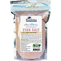 Himalayan Pink Salt Fine Grain Crystal Sea Salt, 2 lb (907 g)