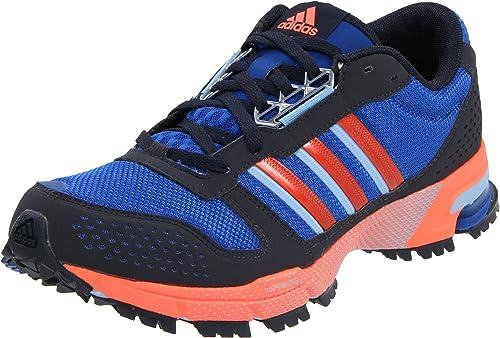 low priced 212bd 8a31b adidas Men s Marathon Tr 10 M Running Shoe,Collegiate Royal Infrared Dark  Navy