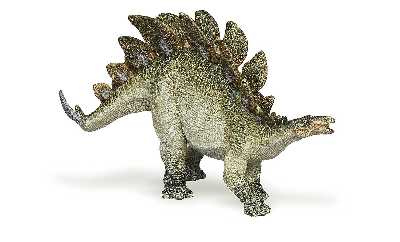 amazon com papo the dinosaur figure stegosaurus toys games