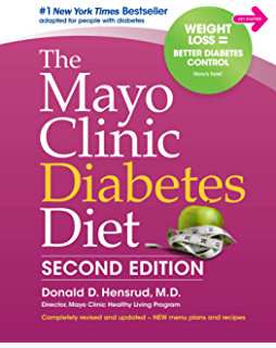 libro de dieta pre diabetes de mayo clinic