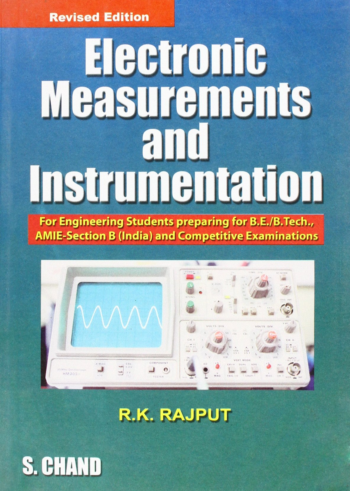 Electronics Instrumentation And Measurement Pdf