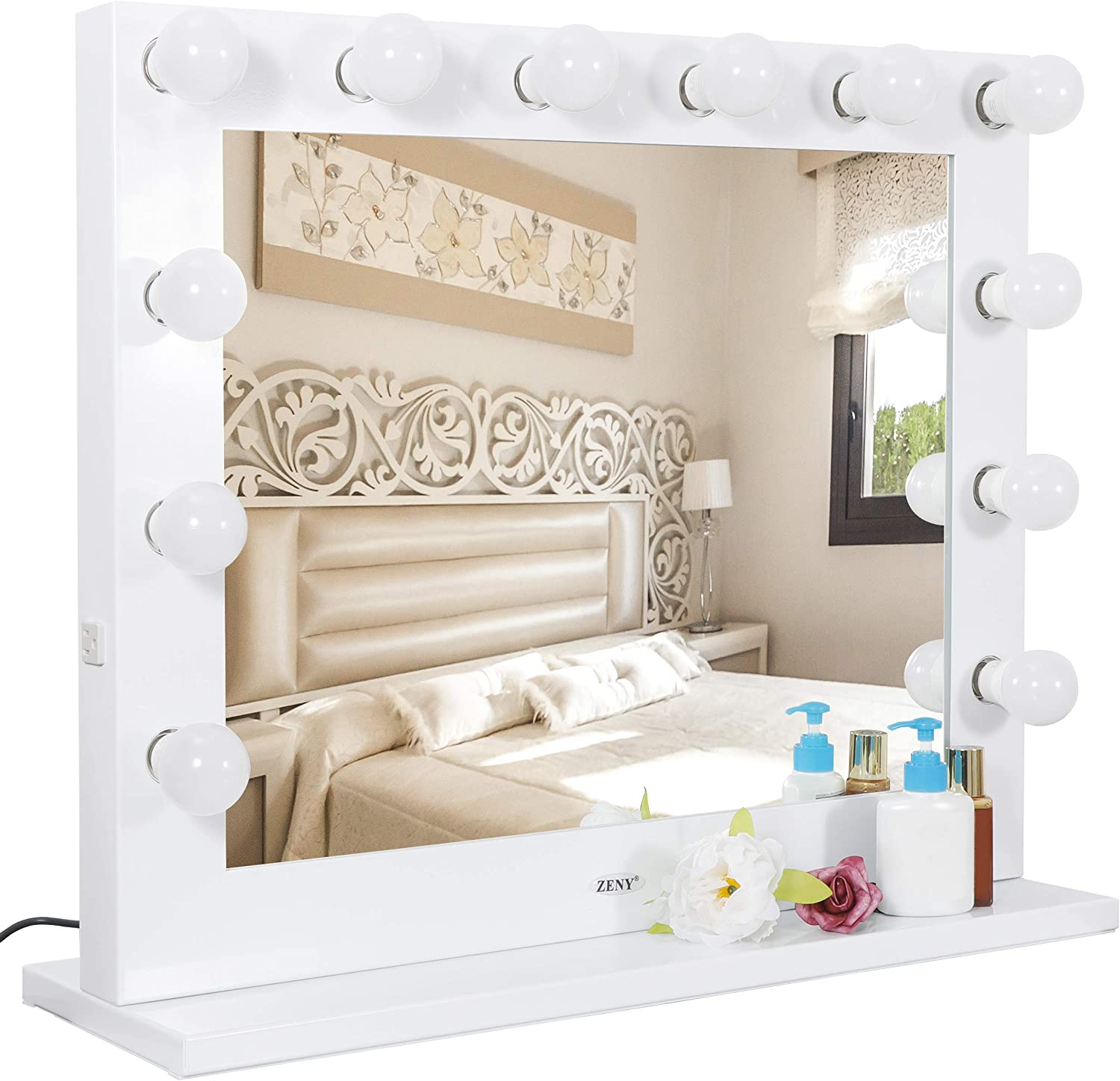 SUPER DEAL Makeup Vanity Mirror With Lights