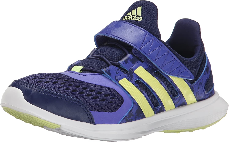 adidas Unisex-Child Hyperfast 2.0 el k Running Shoe