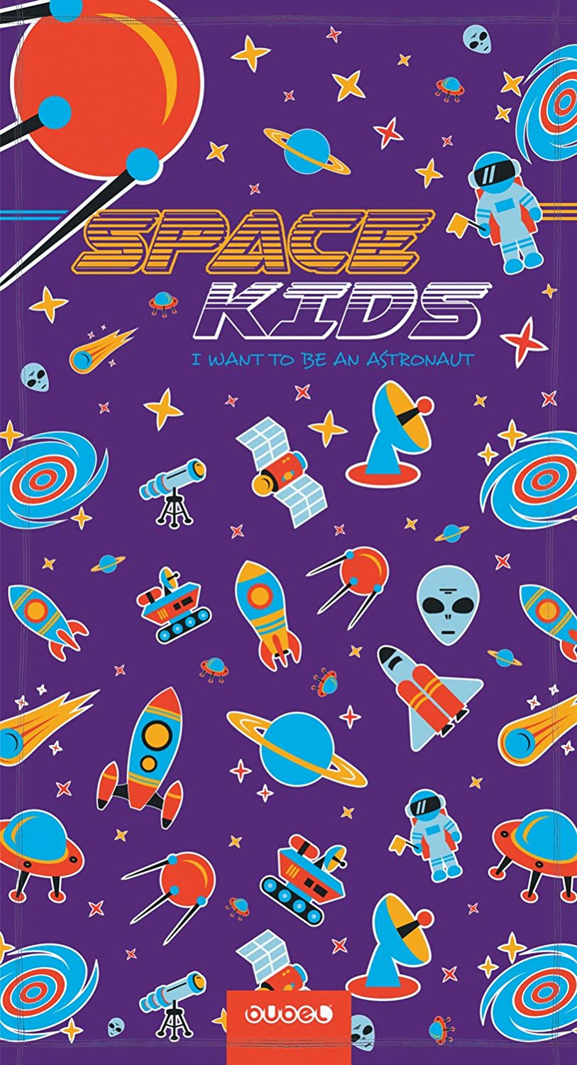 Bubel Space Kids Compact toalla, multicolor: Amazon.es: Deportes y aire libre