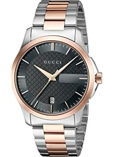 0813de188c1 Gucci  G-Timelss  Quartz Stainless Steel Silver-Toned Watch(Model