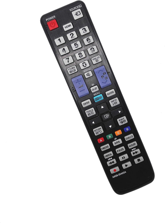 AA59-00465A - Mando a distancia para Samsung TV UA22D5000NM UA40D5500RM UA32D4000NMXRD UA46D5000PM HE40A HE46A T22A350 T27A550: Amazon.es: Electrónica