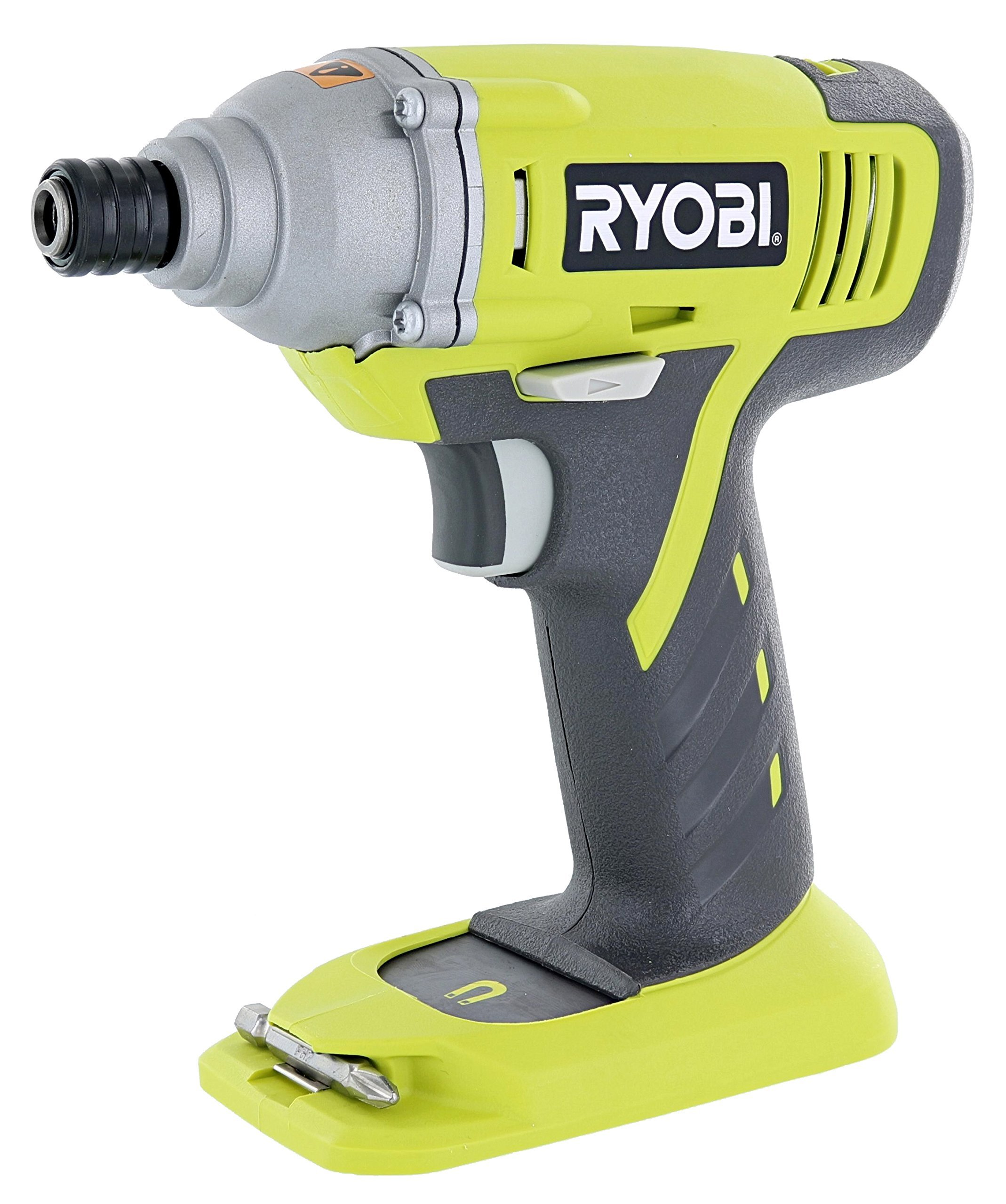 Ryobi P234g One+ 18-Volt Lithium Ion Cordless Impact Driver (Battery Not Included / Power Tool Only) (Certified Refurbished) by Ryobi (Image #1)
