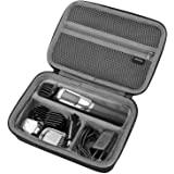 ProCase Hard Travel Case for Philips Norelco Multigroom Series 3000 5000 7000 MG3750 MG5750/49 MG7750/49 Men's Electric Trimm
