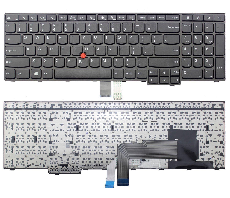 Original New for Lenovo Thinkpad 00HN000 SN20F22600 US English Keyboard