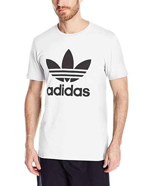 elegant shoes casual shoes arriving adidas Originals Men's Mix Trefoil T-Shirt