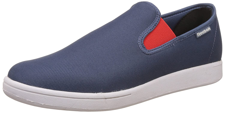 d20aec243c059d Reebok Classics Men s Court Slip St Lp Sneakers  Buy Online at Low Prices  in India - Amazon.in