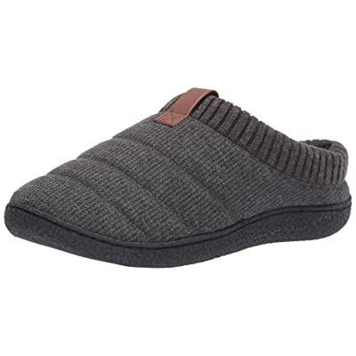 Dr. Scholl's Shoes Men's Tate Slipper   Slippers