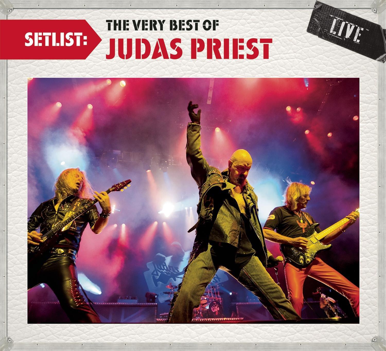Judas Priest - Setlist: The Very Best of Judas Priest LIVE - Amazon.com Music