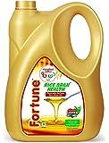 Fortune Rice Bran Health Oil, 5L Jar