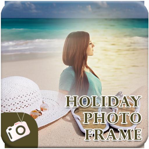Free Holiday Photo Frames - Holiday Photo Frame