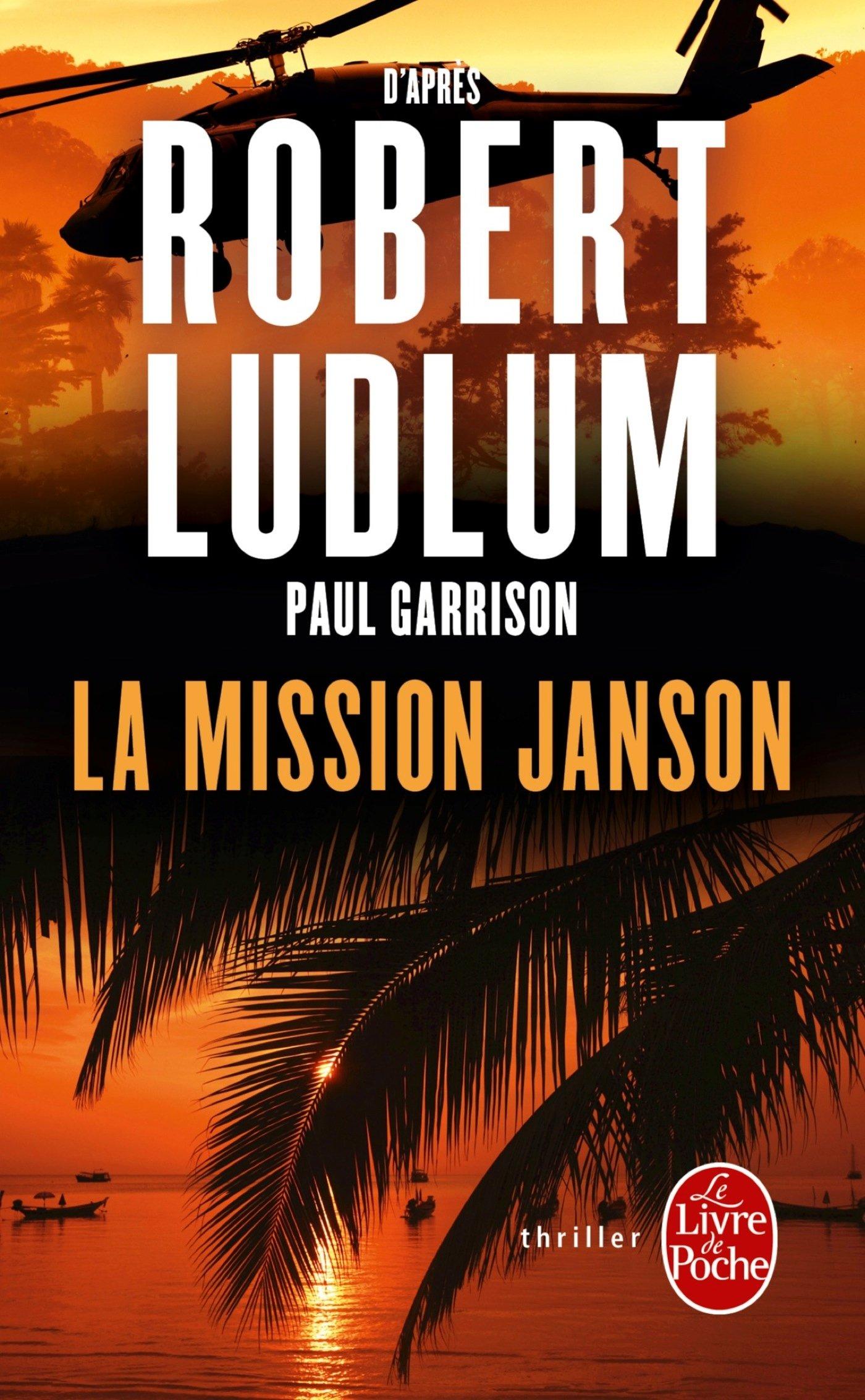 La Mission Janson Policier Thriller Le Livre De Poche