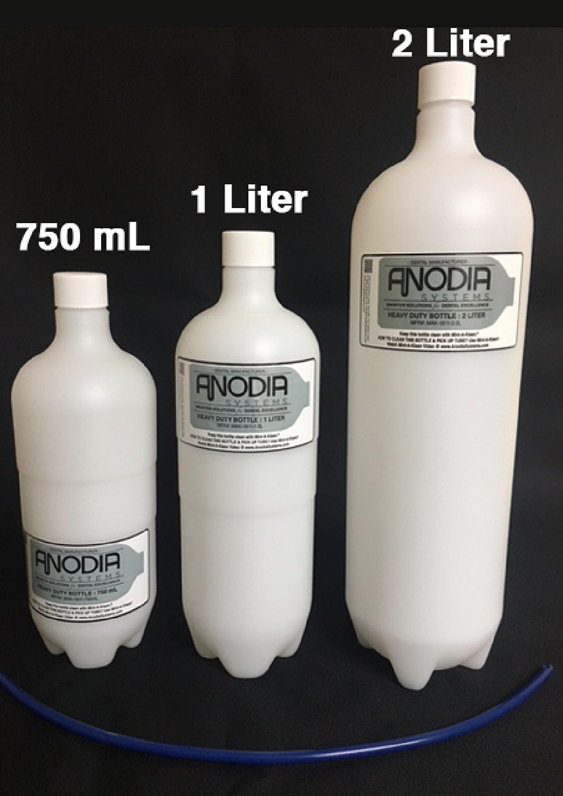 0ef621f1a9f4 Amazon.com: Anodia® Dental Water Bottles HDPE (High Density ...