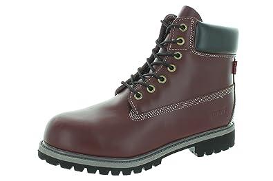 Levi's Men's Harrison Le Rdwd/Blk/Chrc Boot ...