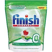 Finish 0% PowerBall Dishwasher Tablets, 22 ct