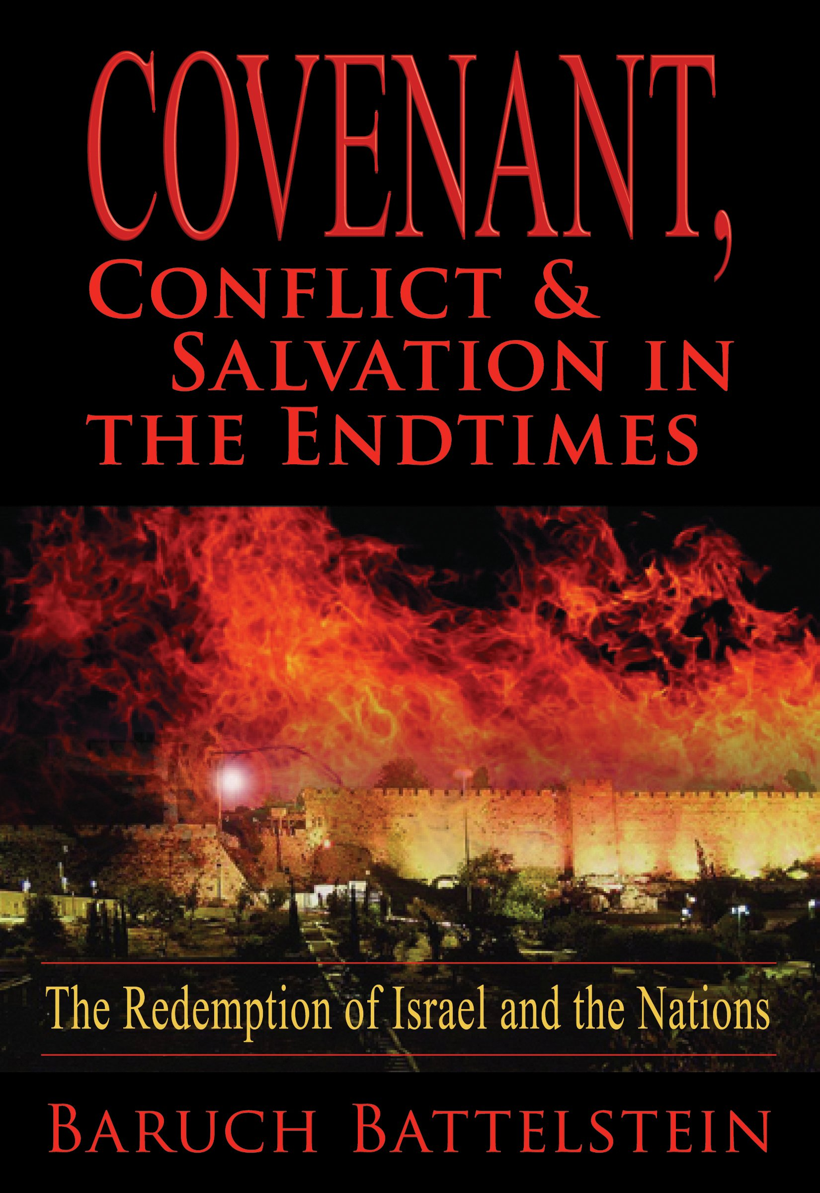 Download Covenant: Conflict & Salvation in the End-Times pdf epub