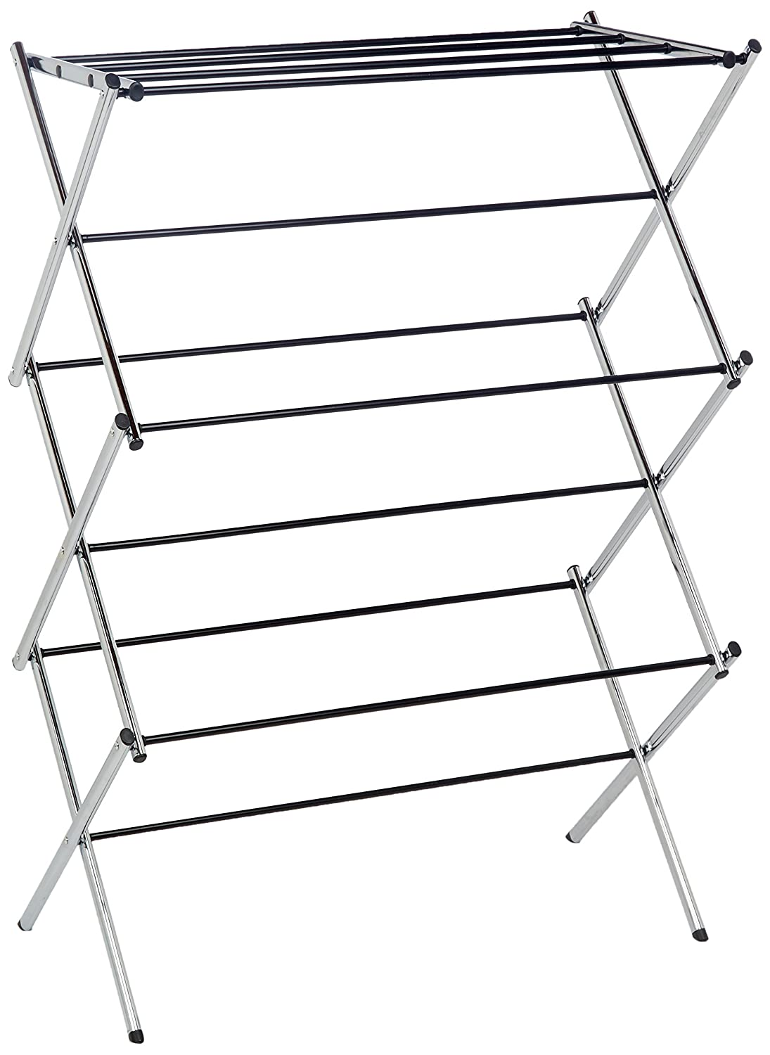 steel lifewitstore clothes products carbon garment foldable lifewit rack drying