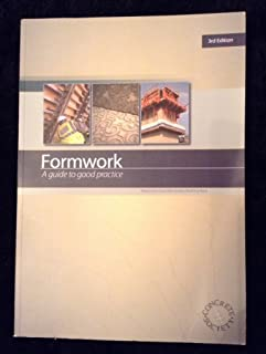 formwork a guide to good practice amazon co uk the concrete rh amazon co uk formwork a guide to good practice pdf formwork a guide to good practice 3rd edition free download