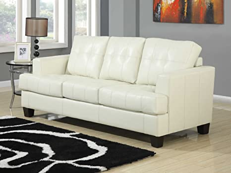 Peachy Samuel Sleeper Sofa Cream Evergreenethics Interior Chair Design Evergreenethicsorg