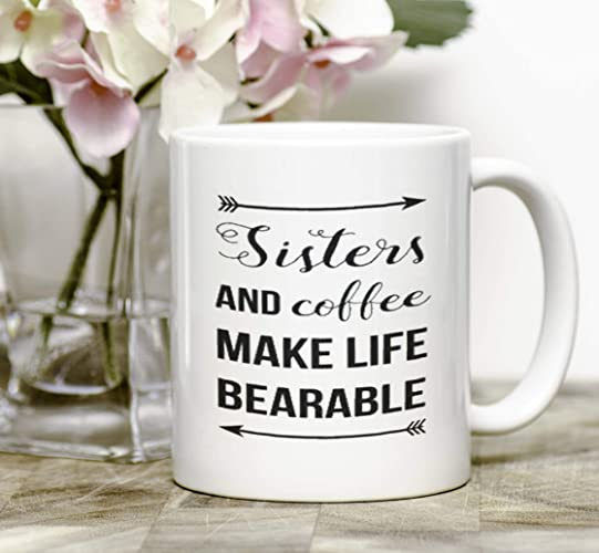 Amazon Sister Coffee Mug