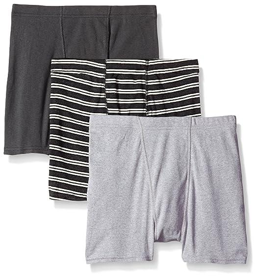 72c3da06f27b Amazon.com: Hanes Big Boys' Comfort Soft Dyed Boxer Brief (Pack Of 3):  Clothing