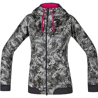 Amazon.com  GORE Wear Women s Windproof Hooded Cycling Jacket 82e6d2354