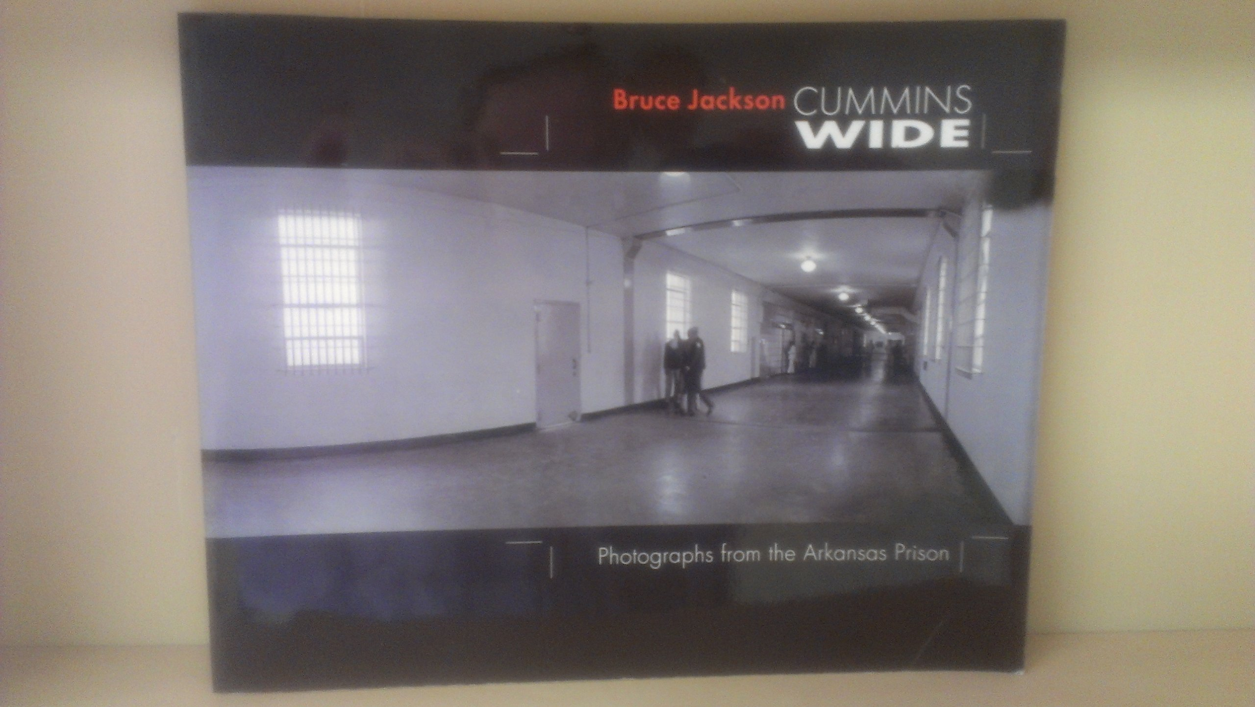 Cummins Wide: Photographs From the Arkansas Prison: Bruce