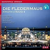 ルドルフ・ビーブル 指揮 ヨハン・シュトラウス2世「こうもり」(1996年メルビッシュ音楽祭) [DVD]