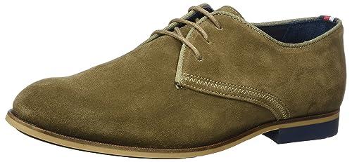 Tommy Hilfiger C2285ampbell 2b, Zapatos de Cordones Derby, Hombre: Amazon.es: Zapatos y complementos