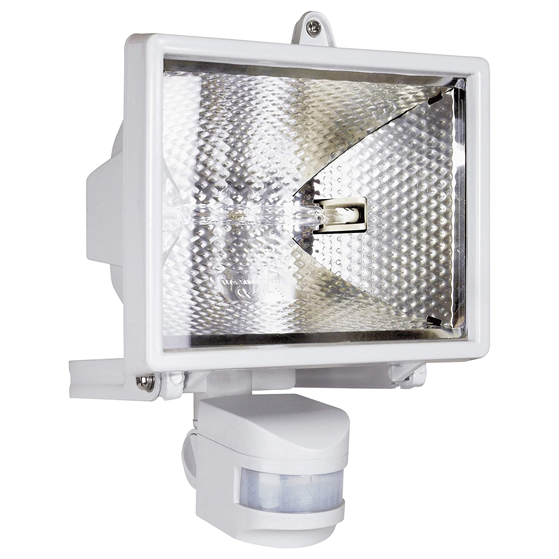 Smartwares ES400W Luz de seguridad, Sensor de movimiento, Halógena ...