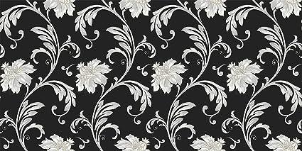 Norwall Jc20065 Floral Scroll Wallpaper Amazon Com