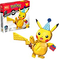 Mega Construx Pokemon - Anniversary MED. Pikachu