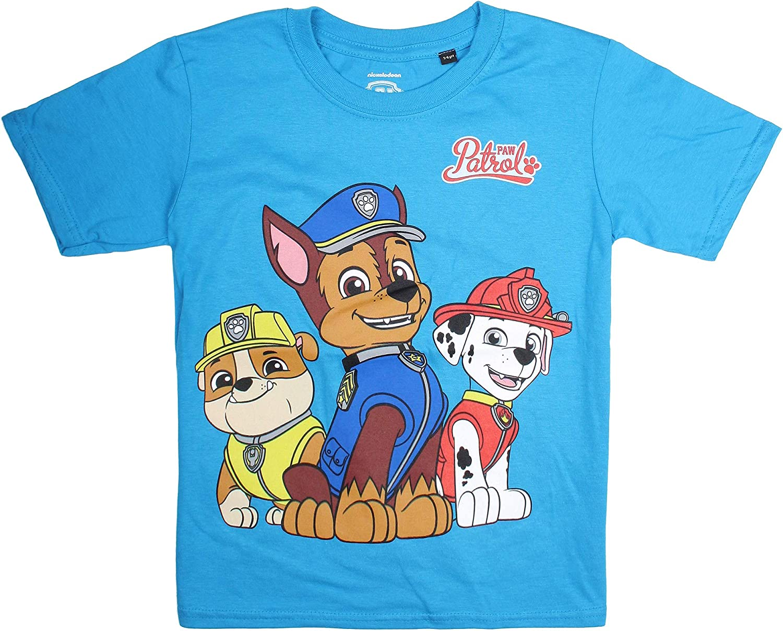 Paw Patrol Group T-Shirt Bambino