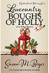 Lowcountry Boughs of Holly (A Liz Talbot Mystery Book 10) Kindle Edition